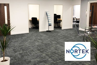 Office Refurbishment NMT Shipping - Town Quay Southampton