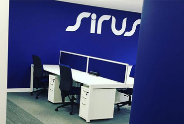 Office Refurbishment Sirus Chandlers Ford